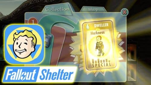 Fallout Shelter Legendary Dweller