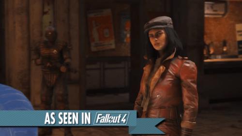 Piper в Fallout 4